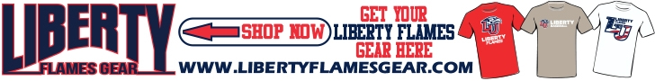 Liberty Flames Gear